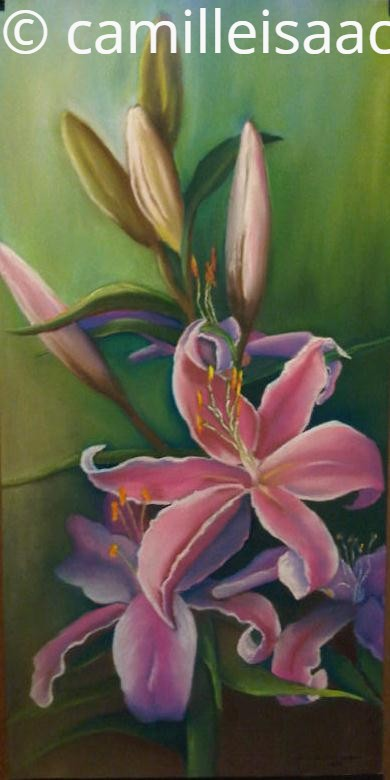 PORTRAIT OF LILIES - FINAL