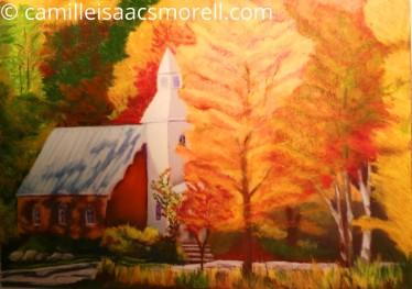 St Pauls Anglican Church Dunany Quebec