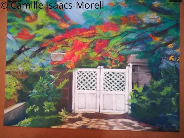 The gate_St Ann Jamaica